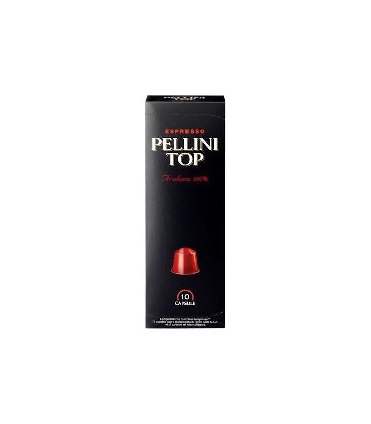 pellini top arabica 100 kapseln nespresso kompatibel 10 st. Black Bedroom Furniture Sets. Home Design Ideas