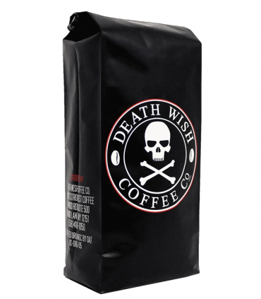 death wish kaffe